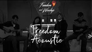 Somos o ministério católico Freedom and Worship que busca ter como essência a adoração com liberdade, em Espírito e em...