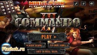 Видеообзор Commando 3