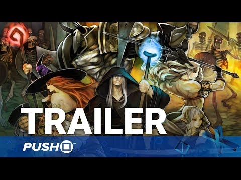 Dragon's Crown Pro PS4 Announcement Trailer | PlayStation 4 | TGS 2017