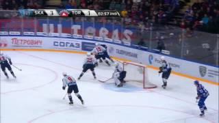Biryukov saves on Ketov