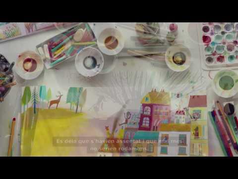 Booktrailer 'El dia d'Anar i Venir', d'Alain Allard i Mariona Cabassa