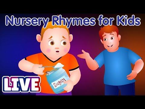 Сhuсhu टीवी क्लासिक्स - लोकप्रिय नर्सरी राइम्स और बच्चों के लिए गीत - लाइव स्ट्रीम - DomaVideo.Ru