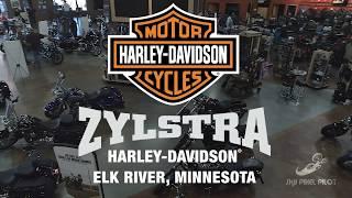 Zylstra Harley-Davidson I Drone Footage