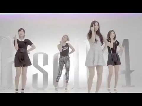 『WONDER GIRL』 フルPV (Giselle4(ジゼル4) #Giselle4 )