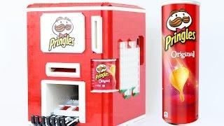 Video LEGO Pringles Machine MP3, 3GP, MP4, WEBM, AVI, FLV April 2018