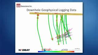 TGDG Talk 3: Bruce McMonnies (BEM Geoscience) - Multi-disciplinary 3D data integration