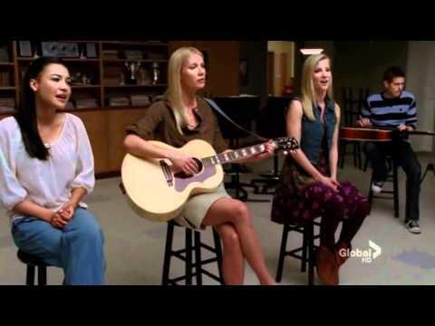 Glee Landslide Full Performance