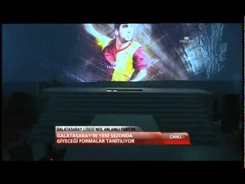 0 Galatasaray Formaları 2012   2013 Yeni Sezon