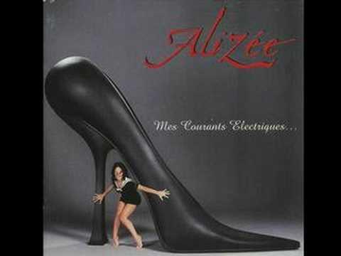 [HQ] Alizee - J'en ai marre! (видео)