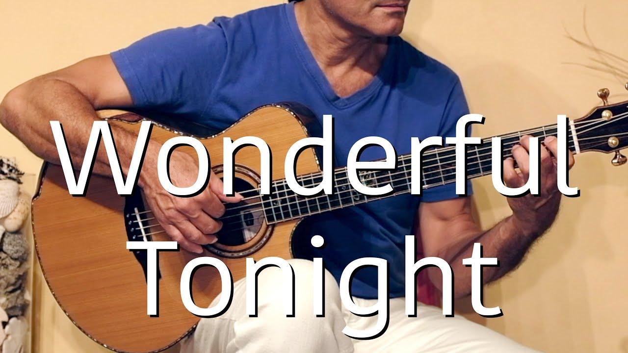 Wonderful Tonight – Michael Marc – Acoustic Guitar
