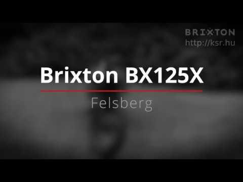 Brixton BX 125 X Felsberg