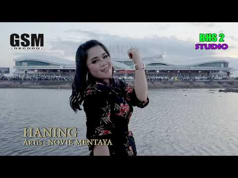 DJ HANING 2019 versi INDONESIA ORIGINAL Art. Novie Mentaya