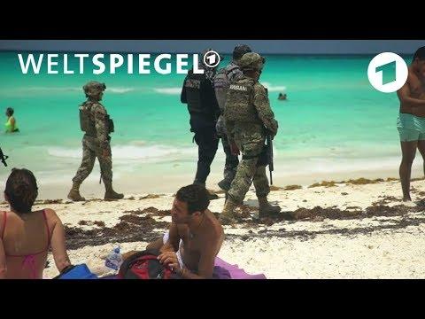 Mexiko: Schüsse im Urlaubsparadies | Weltspiegel