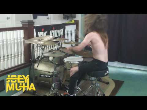 Mario Kart 64 Circuit Drum Cover - JOEY MUHA