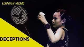 Video 6 Types of DECEPTIONS from TAI TZU YING MP3, 3GP, MP4, WEBM, AVI, FLV Januari 2019