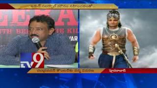 Drugs case sit demonises tollywood says rgv tv9