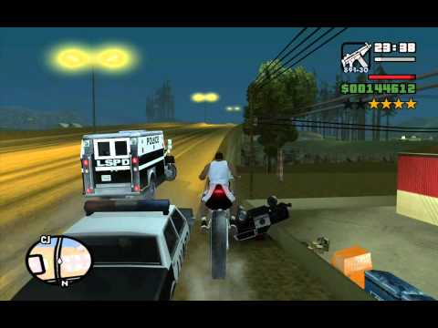 Starter Save - Part 30 - The Chain Game - GTA San Andreas PC - complete walkthrough-achieving ??.??%
