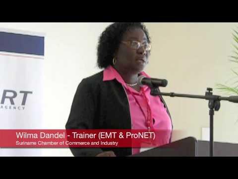 Export Marketing Training Testimonial