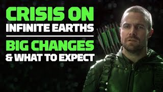 Crisis on Infinite Earths: What Villain, Death and Big Arrowverse Changes to Expect by IGN