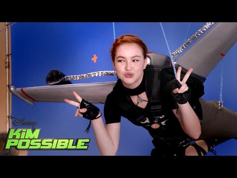 Becoming Kim Possible | Kim Possible | Disney Channel Original Movie