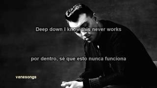 Sam Smith - Stay with me (Letra Español-Inglés)