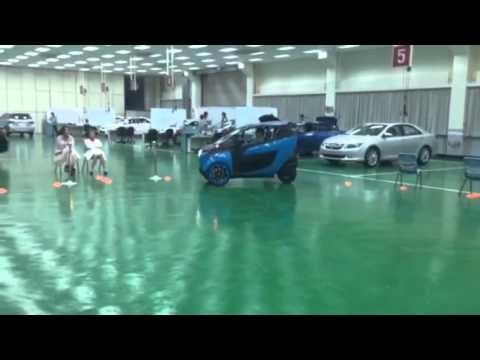 iRoad搶先看  Toyota另有驚喜哦!