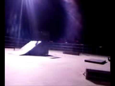 Kyle Hendersonville skatepark