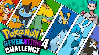 GENERATION 4 CHALLENGE | Pokémon Sinnoh Naming Challenge by Ace Trainer Liam