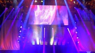 InfoCOMM 2015 – CHAUVET Professional Product Tour