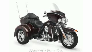 8. 2011 Harley-Davidson Trike Tri Glide Ultra Classic - Specs and Specification