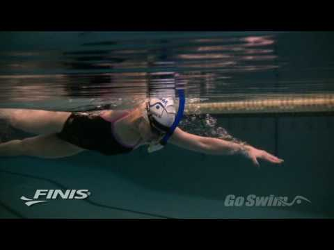 snorkel - Eliminate interruptions during your swim with the FINIS Swimmer's Snorkel, an easy-to-use, front mounted snorkel. Using the Swimmer's Snorkel will improve yo...