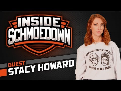 Stacy Howard: Inside Schmoedown With The Pit Boss