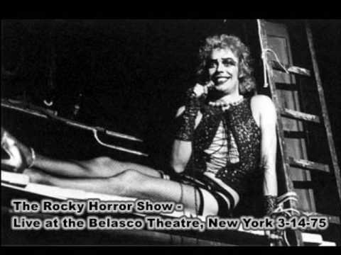 The Rocky Horror Show   Live at the Belasco Theatre, New York 3 14 75