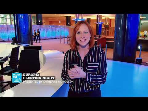 Europe: Election Night On France 24!