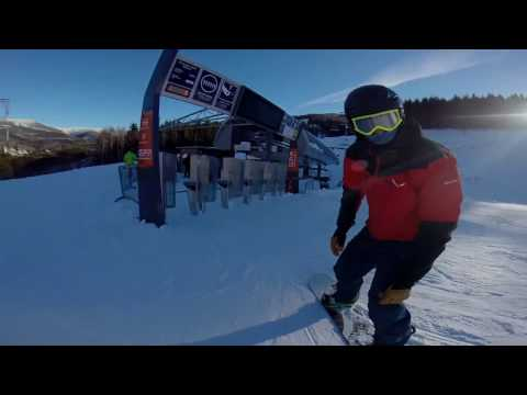 (cz) Ski Kouty 2016