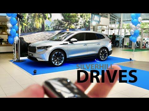 SKODA ENYAQ iV - walkaround and quick review of the new killer electric SUV [4K]