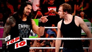 Top 10 Raw moments: WWE Top 10, February 15, 2016