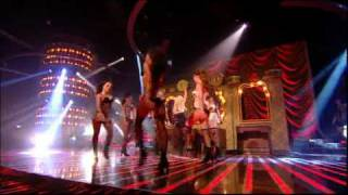 Christina Aguilera Express X Factor Final 2010 11 12