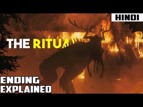The Ritual (2017) Ending Explained | Haunting Tube