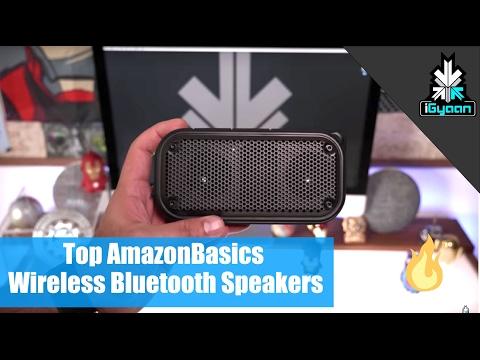 Top Tech AmazonBasics Speakers and Earphones - iGyaan