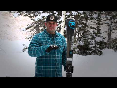 2014 Rossignol Experience 88 Ski Overview