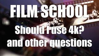 Should you film in 4K?