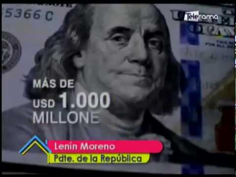 Presidente Moreno dio a conocer nuevas medidas económicas