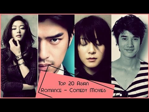 Top 20 Asian Romance  - Comedy Movies