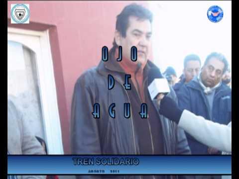 TREN SOLIDARIO - SEPEPA - UGOFE ROCA - LA FRATERNIDAD