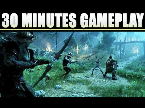 age - NEW! Dragon Age 3 Inquisition 30 Minute Gameplay Walkthrough shows Open World Free Roam gameplay on PS4 Xbox One PC. Watch Dragon Age Inquisition character creation and customization: http://yout...
