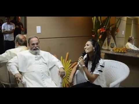 Entrevista Pe. Antônio Maria no Círio Musical