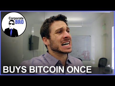 Buys Bitcoin once [OC] [00:29]