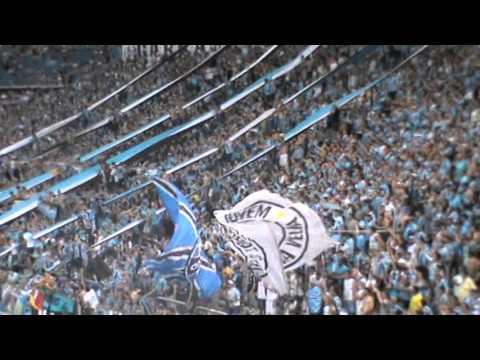Libertadores da America 2016 - Grêmio 1x0 Toluca-MEX - Geral do Grêmio - Grêmio