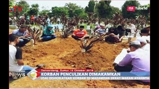 Video Korban Pembunuhan M Solihin Dikebumikan di Samping Makam Bapaknya - BIP 16/10 MP3, 3GP, MP4, WEBM, AVI, FLV Oktober 2018